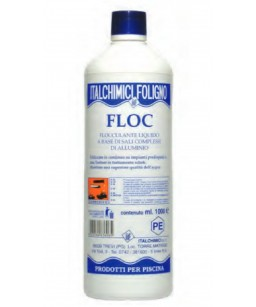 FLOC FLOCCULANTE ML 5000
