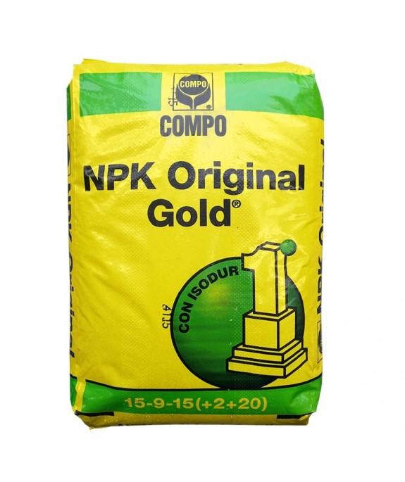 NPK ORIGINAL GOLD 15-9-15 KG.25 - NITROPHOSKA