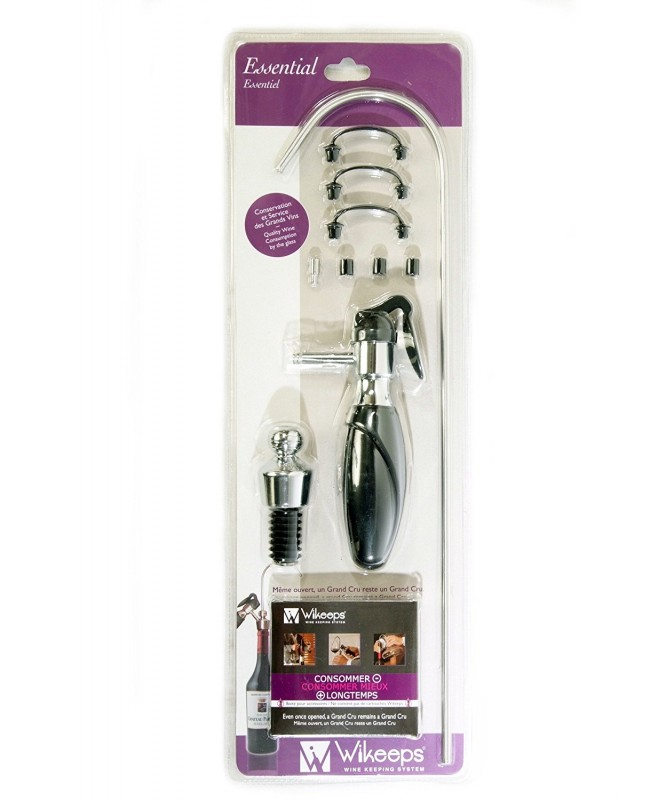 COFANETTO ESSENTIAL (WIKEEPS)