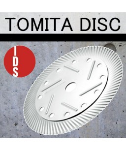 TOMITA DISC DIA. 230X0,4 FORO 25,4 A INOX
