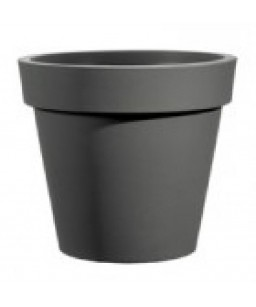 VASO EASY D.55 (COLORE ANTRACITE)