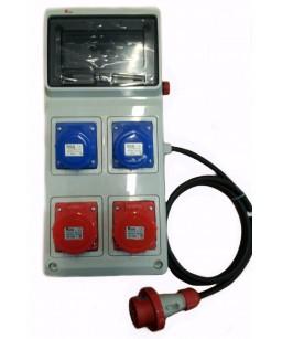 QUADRO ASC IP55 16A 400V 09KW