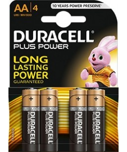 PILA DURACELL PLUS STILO ART.MN1500GB4