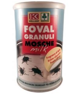 FOVAL GRANULI MOSCHE MILK BAR. 500GR