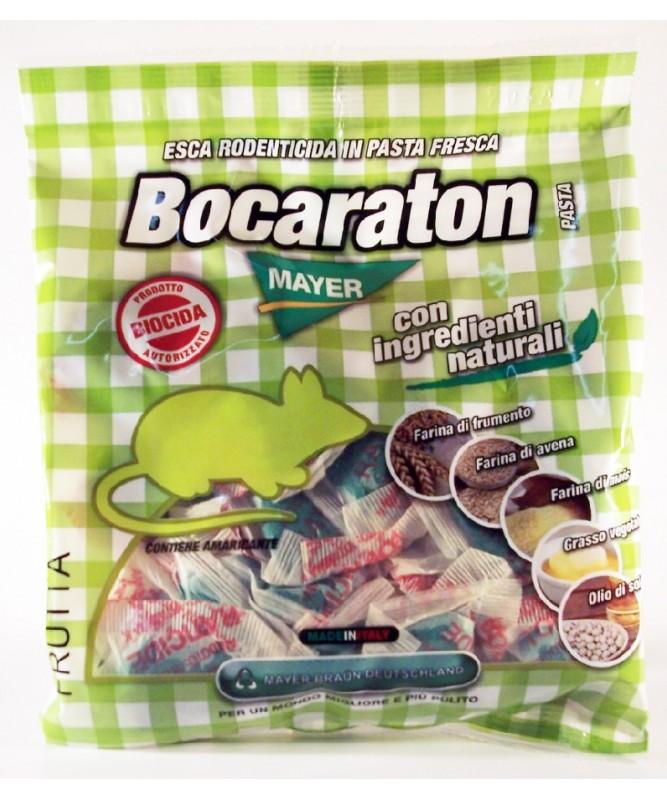 BOCARATON PASTA GR.500 FRUTTA