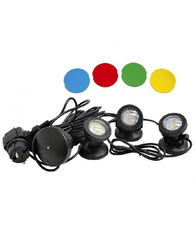 SET A 3 FARETTI LIGHT-MAX
