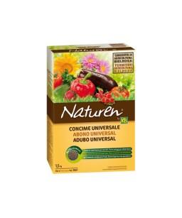 NATUREN CONCIME GRANULARE UNIVERSALE 1,5 KG.