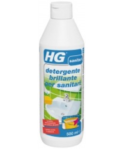 HG DETERGENTE BRILLANTE PER SANITARI ML.500