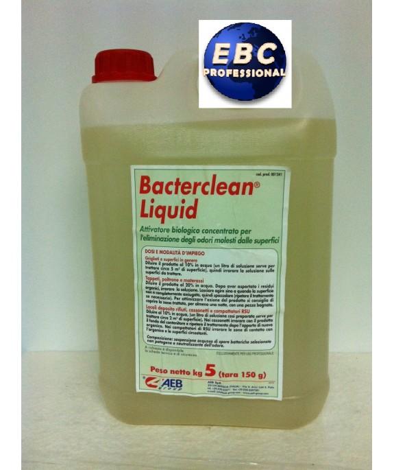 BACTERCLEAN LIQUIDO ST20 KG5