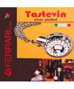TASTEVIN IN SILVER PLATE