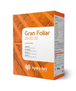 GRAN FOLIAR 20 20 20 + ME X KG.1,5
