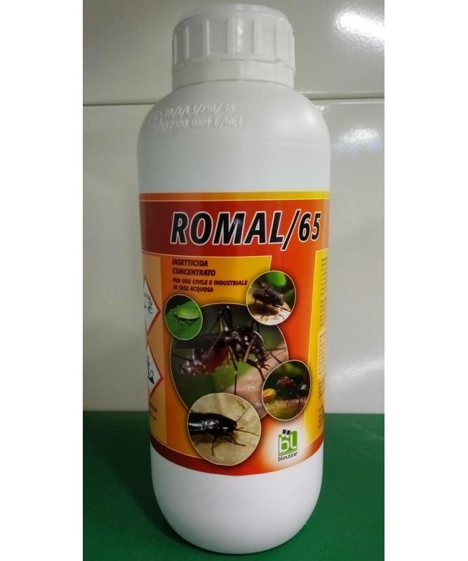 ROMAL 65 - INSETTICIDA LIQUIDO LT.1