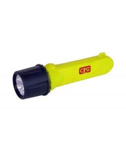 ATEX LED TORCIA ANTIDEFLAGRAZIONE 1 LED