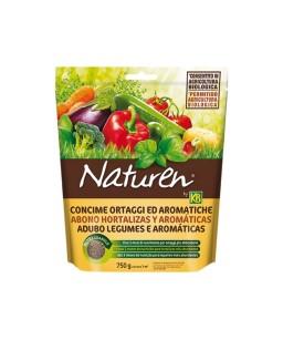 NATUREN CONCIME ORTAGGI & AROMATICHE G.750