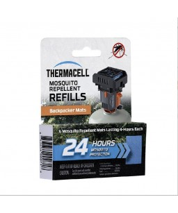 THERMACELL RICARICA 24 ORE PIASTRINE BACK PACKER