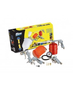 AIR KIT 9 PZ (KIT ACCESSORI PER COMPRESSORI