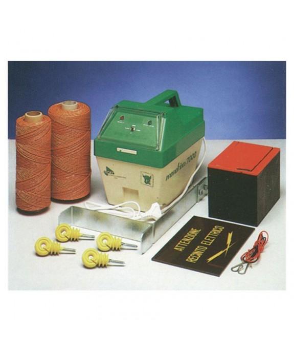 ELETTRIFICATORE MANDRIAN 14000 P+R (PILA+RETE)
