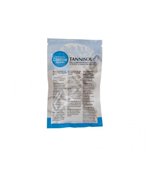 TANNISOL 10 COMPRESSE GR 100