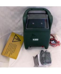 ELETTRIFICATORE MANDRIAN K200 P+R