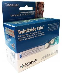DMD TWINOXIDE TABS KIT CIO2 BIOCIDA