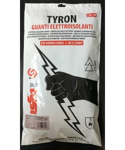 GUANTI TYRON 2,5 DIELETTRICO 2.500 V