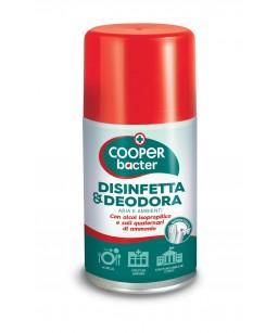 BOMBOLA COOPER BACTER AIR SENTRY ML.250 DISINFETTA